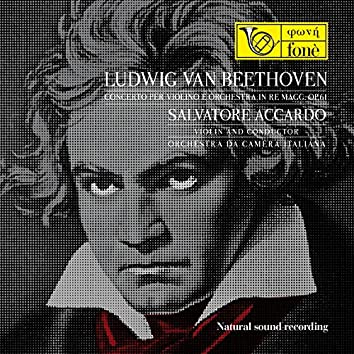Ludwig van Beethoven: Concerto per violino e orchestra, Op. 61