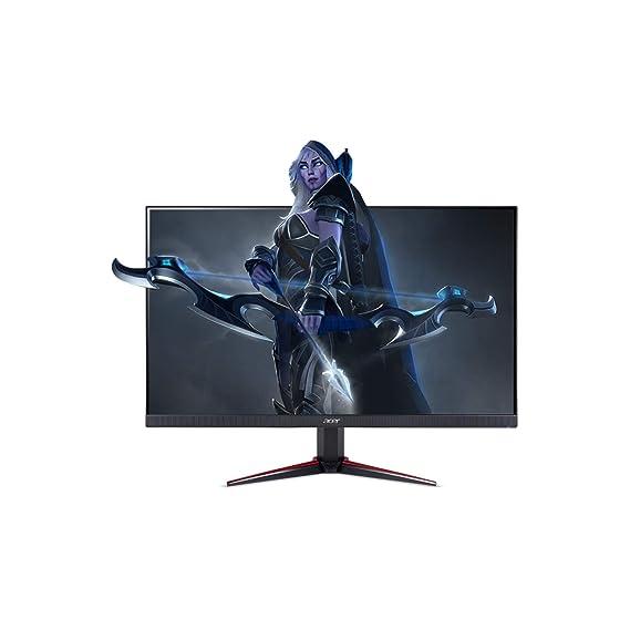 Acer Nitro IPS 23.8 inch Full HD 1920 x 1080 1MS VRB 144 Hz Gaming Monitor I 250 Nits I AMD Radeon SYNC Technology I 2 X HDMI 1 X Display Port I HDR 10 Ready I VG240YP (Black)