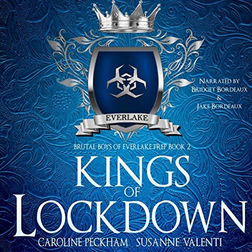 『Kings of Lockdown』のカバーアート