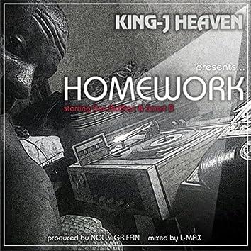 Home Work (feat. Dan Bidstan & Smart B)