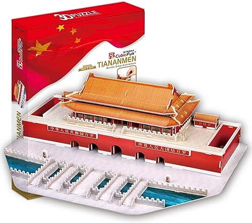 punto de venta de la marca 3D Rompecabezas Tridimensional Modelo 3D Modelo de de de Papel Adulto Modelo de Edificio Juguetes educativos para Niños de 10 a 12 años de Edad  el estilo clásico