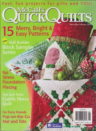 quick quilts magazine - 8