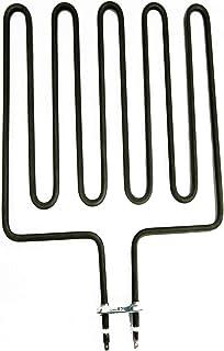 WEIGAND® SCA Chauffage universel en acier inoxydable 3000 W pour poêle de sauna I Pièce de rechange compatible par exemple...