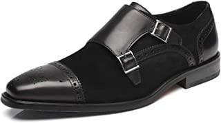 Best double monk slip on Reviews