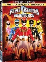 Power Rangers Megaforce: The Complete Season Digital
