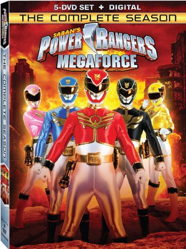 Power Rangers Megaforce: the Complete Season [DVD] [Import]