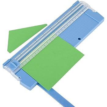 Mini A4//A5 Precision Paper Card Trimmer Photo Cutter Cutting Mat Guillotine Tool