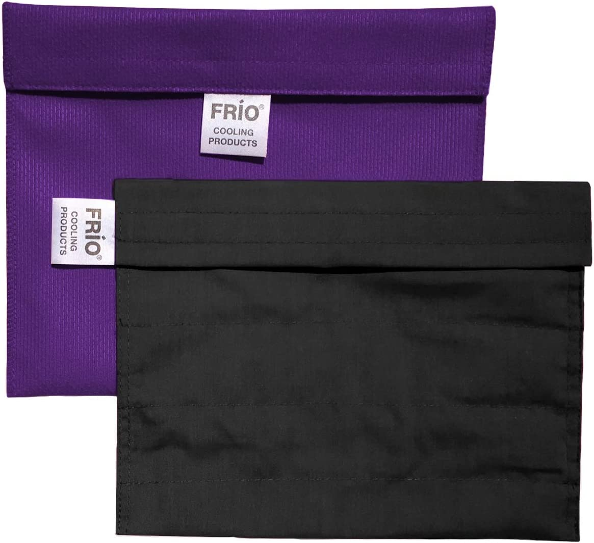 All items free shipping FRIO Cooling Wallet-Extra New product type Large - Wit Keep Purple Cool Insulin