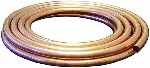 MUELLER INDUSTRIES GIDDS-203306 Copper Tubing Boxed, 1/4