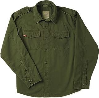 fatigue shirt olive drab