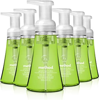Best method green tea and aloe hand soap Reviews