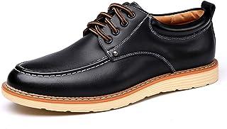 [Sanifer] 在庫処分特別価格 革靴 ビジネスシューズ メンズ 紳士靴 ストレートチップ レースアップ 通勤