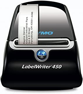 DYMO LabelWriter 450, 黑色, S0838770