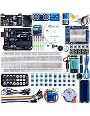 ELEGOO Arduino用UNO R3スターターキット レベルアップ チュートリアル付 mega2560 r3 nanoと互換 [並行輸入品]