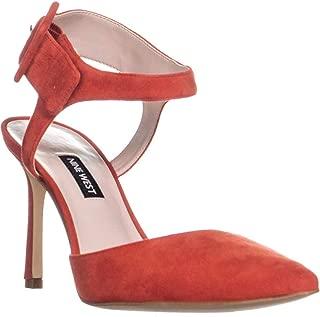 Women's ELISABETI Leather Heeled Sandal