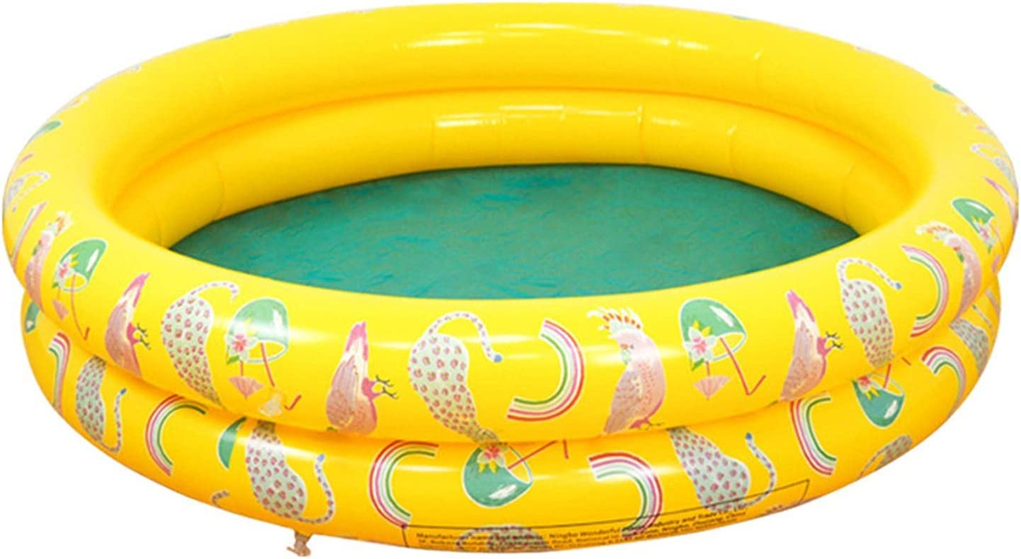 Piscina para bebé, piscina hinchable, piscina para bebé, piscina redonda, piscina de agua para niños para interior y exterior, PVC (diámetro: 39,37 pulgadas).