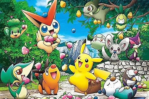 Fond Studio Photo 1.8x2.8m Pokémon Portable Pliable Toile de Fond pour Studio de Photographie Vidéo et Télévision