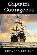 Captains Courageous : A story of the grand banks: With Original Annotation
