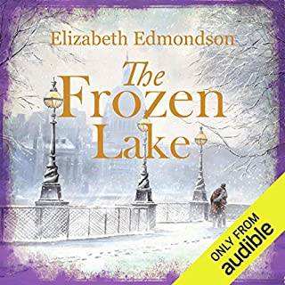 The Frozen Lake audiobook cover art