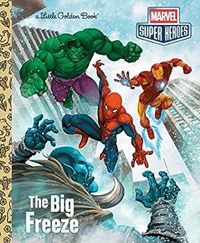 The Big Freeze  Marvel   Little Golden Book