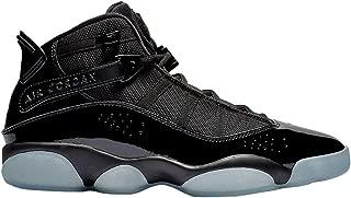 Jordan Men's 6 Rings Mesh Basketball Shoes