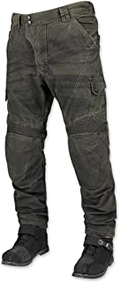 Speed and Strength Men's Dogs of War Olive Pants, 34X32