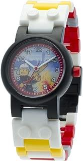 LEGO Kids' 8020011 LEGO City Fireman Minifigure Watch