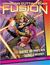 Drawing Cutting Edge Fusion: American Comics with a Manga Influence