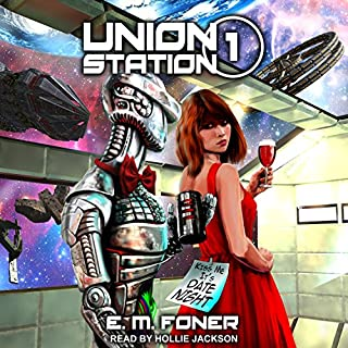 Date Night on Union Station audiobook cover art