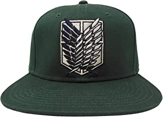 Ripple Junction Attack on Titan Season 3 Scout Regiment Shield Hat Green