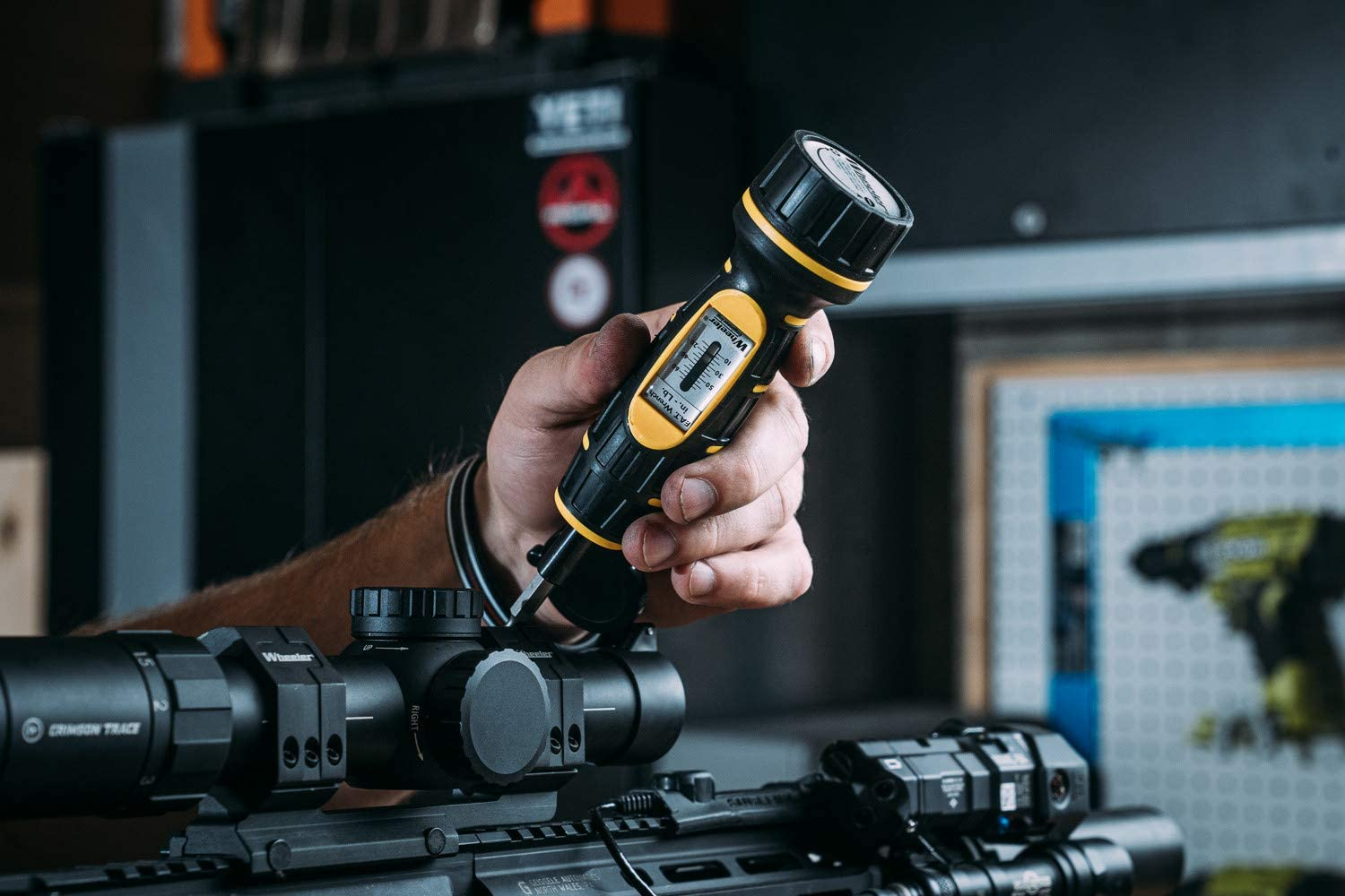 Wheeler Firearms Accurizing Torque: Best Torque Wrench for Firearms
