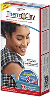 Sponsored Ad - Therm-O-Clay Reusable Hot or Cold Therapy Pack for Injuries, Swelling, Inflammation, Muscle Soreness, Sprai...
