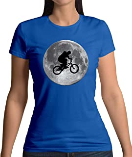 BMX Moon - Womens T-Shirt - 10 Colours