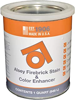 Alsey FireBrick Stain and Color Enhancer (Cappuccino)