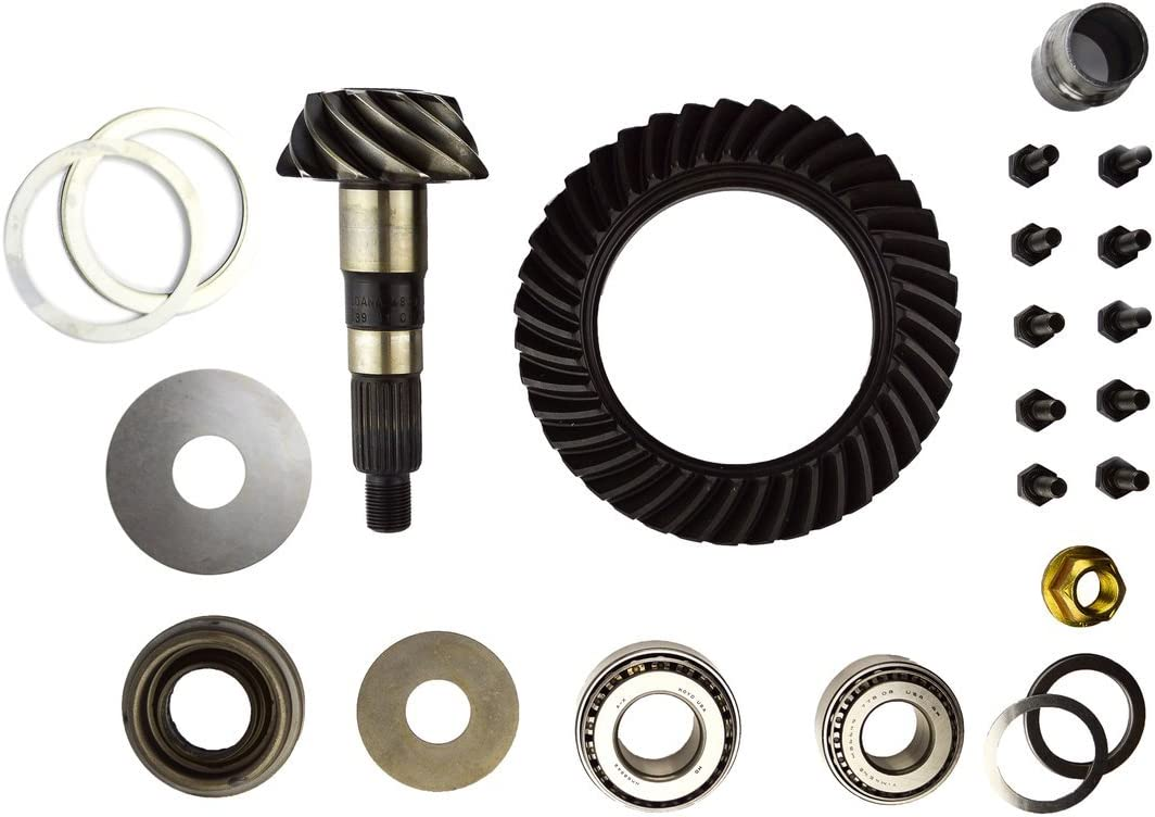 SVL 707344-8X Differential Don't miss the campaign Ring and Pinion Ranking TOP2 for Set 30 DANA Gear
