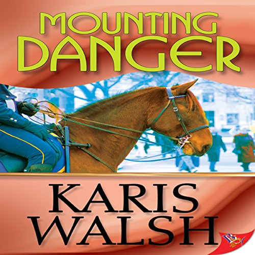 Mounting Danger audiobook cover art