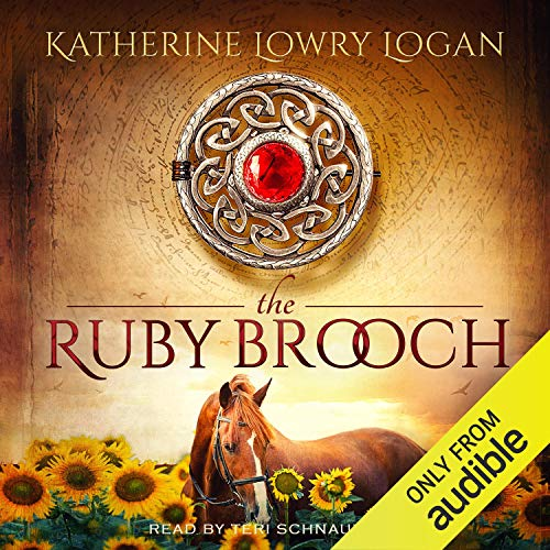 The Ruby Brooch  By  cover art