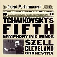 Tchaikovsky: Symphony No. 5 in E minor, Op. 64 by George Szell (1990-10-25)