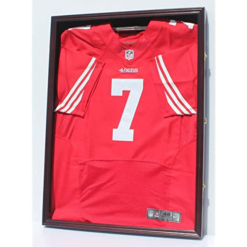 Jersey Display Case Acrylic Amazon Com