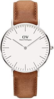 Daniel Wellington Women Classic Durham, Silver 36 mm - DW00100112