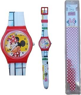 Star Reloj de Pulsera Minnie Disney ANALOGIC CM 25 - 35831ROSSO