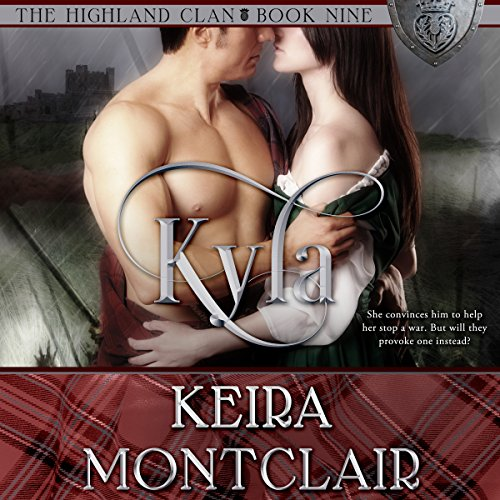 Kyla audiobook cover art