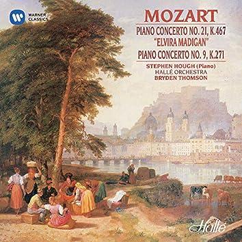 "Mozart: Piano Concertos Nos. 9 ""Jeunehomme"" & 21 ""Elvira Madigan"""