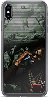 RobertsShop Chief Keef x Jesus Case Cover Compatible for iPhone (Xs Max)