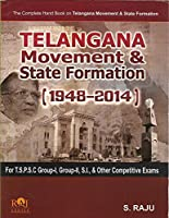 Telangana Movement and State Formation [ 1948 - 2014 ] ENGLISH MEDIUM