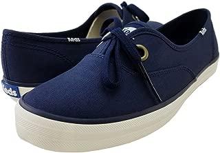 Keds Women's Breeze Washed Fashion Sneaker Peacoat Navy