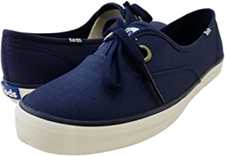 Keds Women's Breeze Washed Fashion Sneaker Peacoat Navy