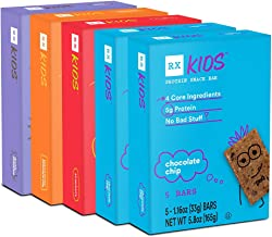 product image for RXBAR, RX Kids Protein Snack Bar, Variety Pack, 1.16oz Bars, 25ct, New Taste and Texture
