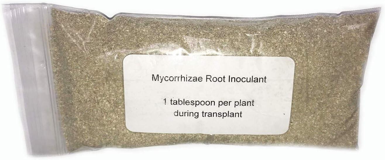 Mycorrhizae Root Fungi Max 64% OFF Endo Granular Mycorrhizal 134 Spores Store Myco