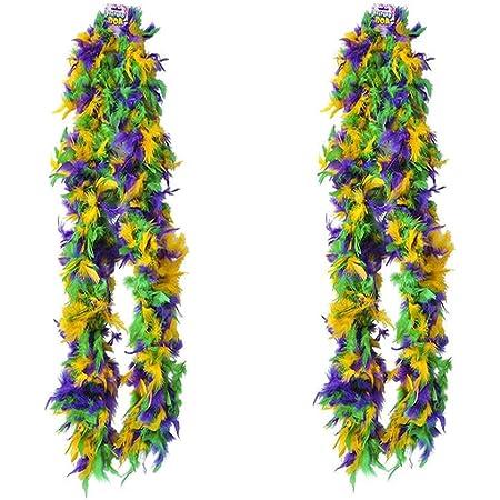 Green//Gold//Purple Beistle Glitter Tiara-1 Pc
